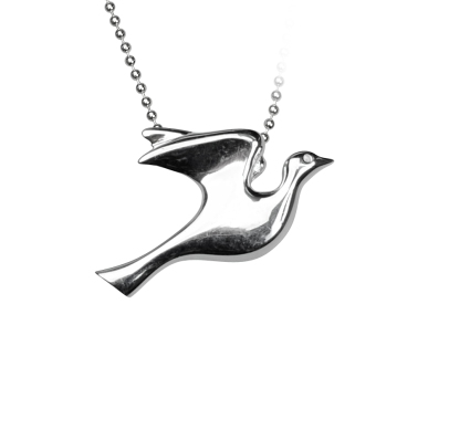 halsband,silver,fågel
