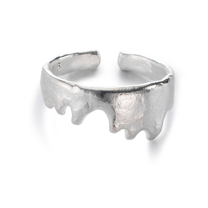 Fingertopp ring, björg.