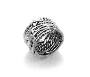 ringar,silver,silverringar,fläta