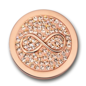 mi moneda,infinity-rose