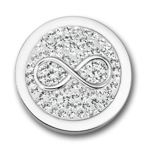 mi moneda,infinity-silver