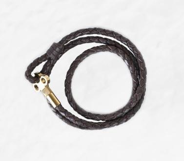 The Key Leather bracelet, 695 kr