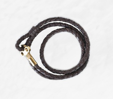 The Key Leather bracelet, 695 kr