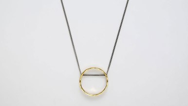 bjorg jewellery,portal necklace