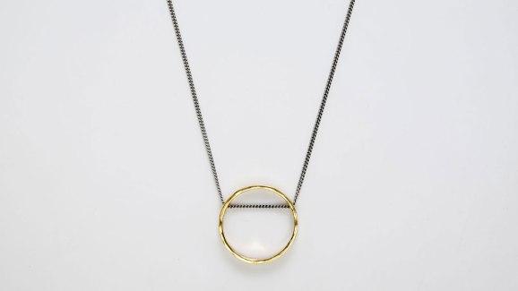 bjorg jewellery,portal necklace