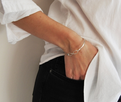armband,silver,256 b