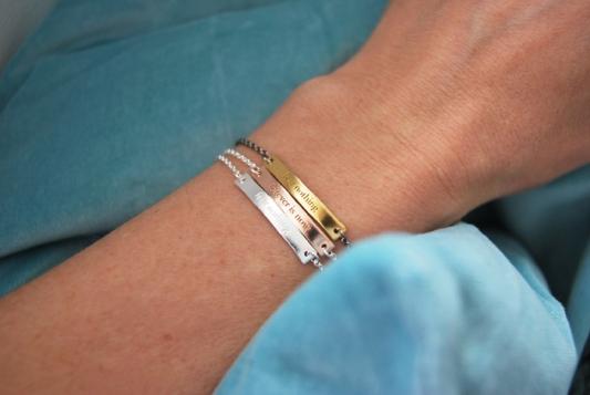 bjorg armband,text,2