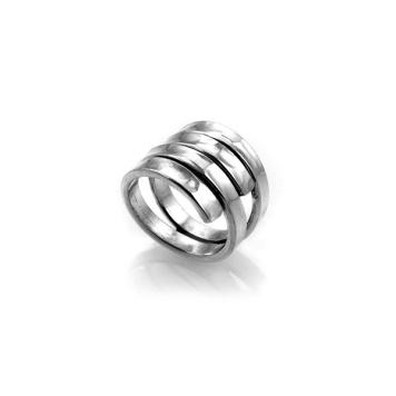 M. 300 ring - Mila Silver