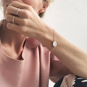 armband moon silver,5