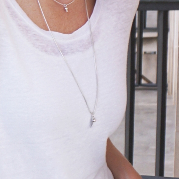 halsband-silver,my g,close