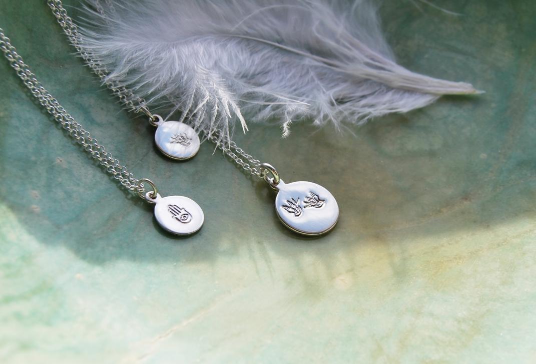 halsband silver,symboler 3